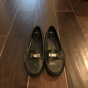 Coach Loafers Size 8